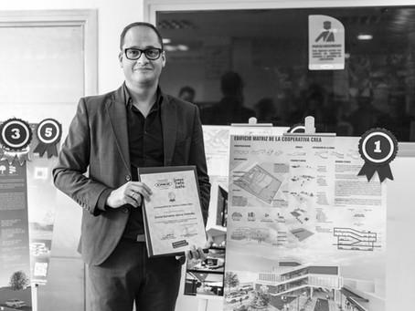 CREATIVA gana el concurso de proyectos para la nueva sede de Cooperativa Crea.