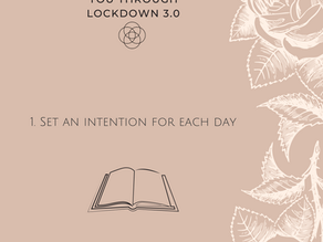 10 Self-Care Tips To Help You Through Lockdown!