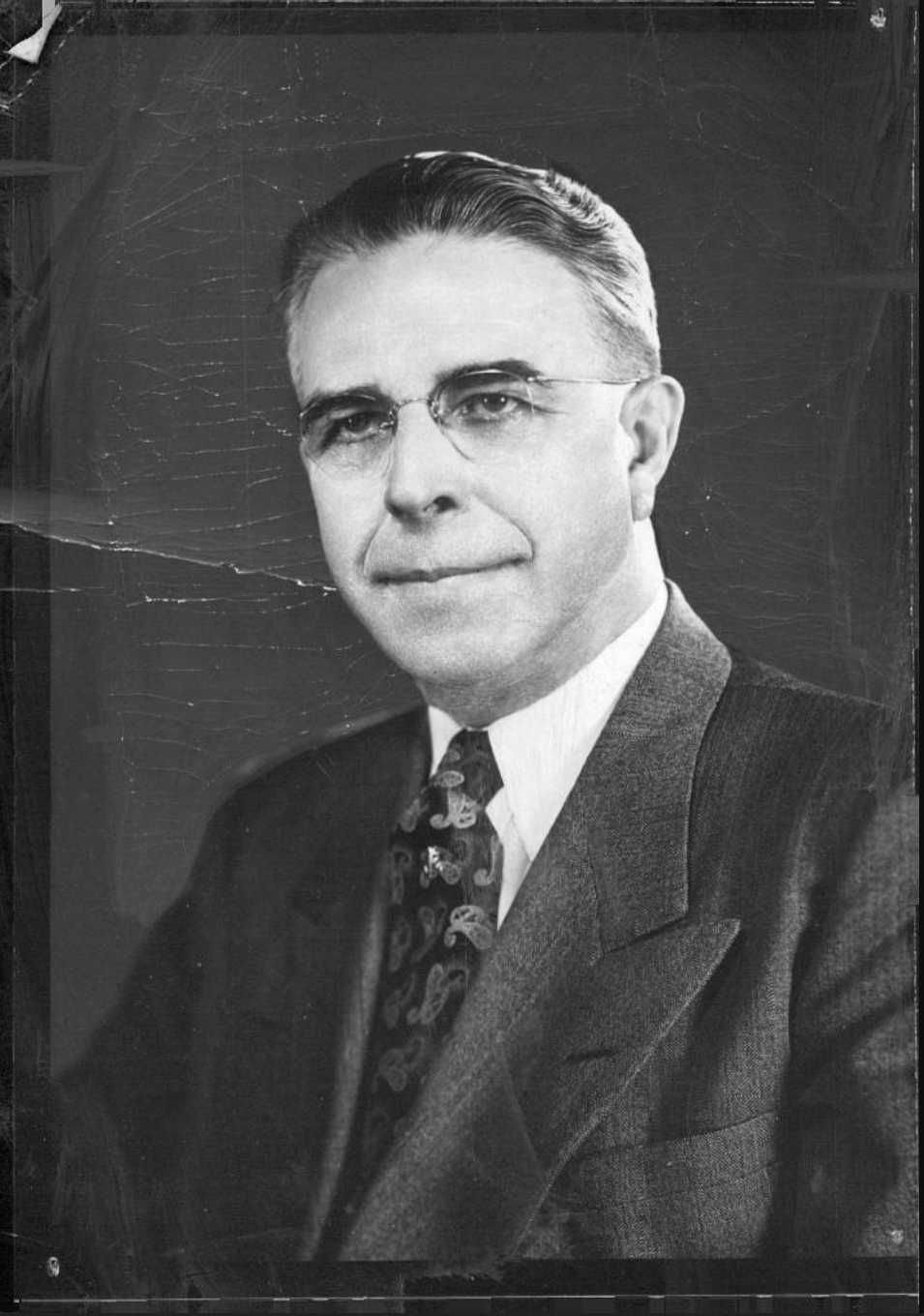 Rev. Leon Grubaugh
