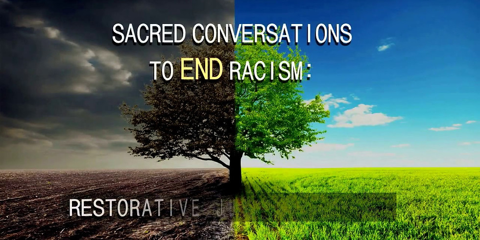 Sacred Conversations to End Racism (SC2ER) Weekend Intensive