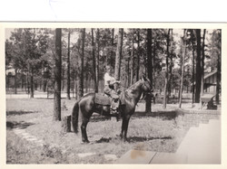 Horseback Friend
