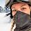 Thumbnail: MuNa-Schutz Loop HeiQ Viroblock mit SWAROVSKI Steine für Wintersport Ski Outdoor