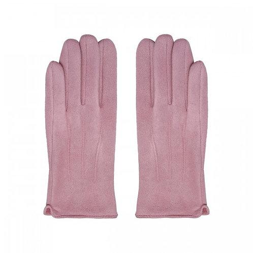 Elegante, weiche Handschuhe Wildlederoptik