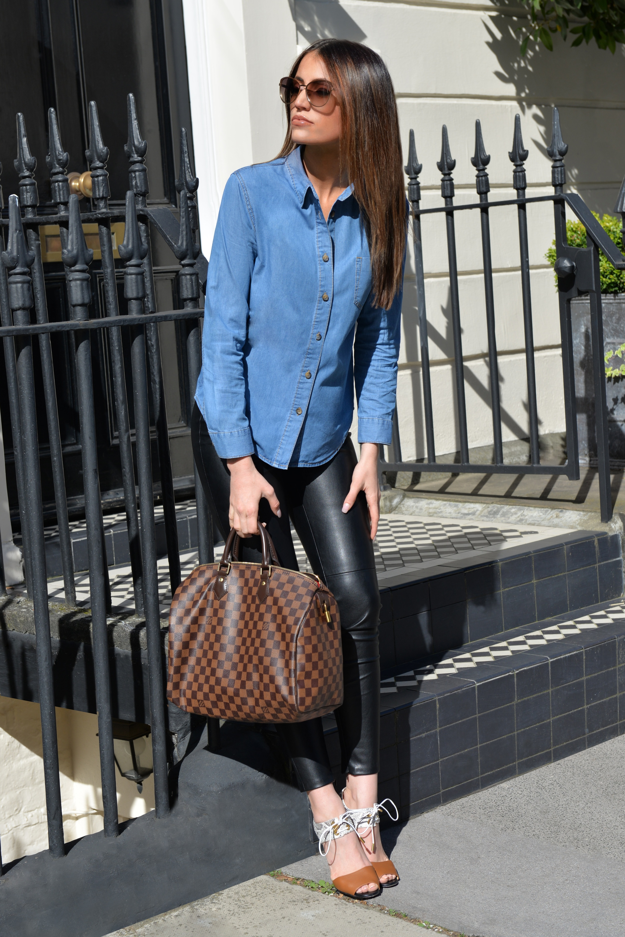 HOT WAYS TO STYLE YOUR DEMIN SHIRT POST