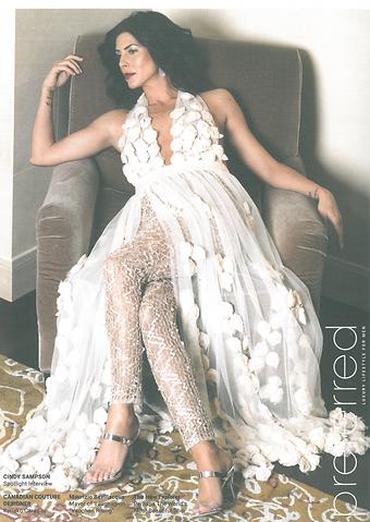 Maureen Kragt | Point du Vue magazine | Meghan Markle | Influencer awards monaco | Lolita Abraham | Pauline Ducruet | Monaco