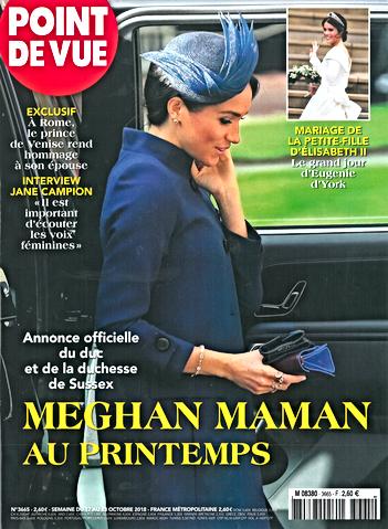 Maureen Kragt   Point du Vue magazine   Meghan Markle   Influencer awards monaco   Pauline Ducruet