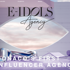 E-IDOLS: MONACO'S FIRST INFLUENCER AGENCY