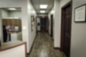 Front Hallway to Ellerbrock Spine