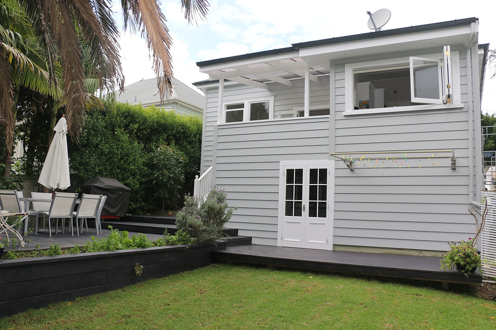 Villa Renovation - Grey Lynn