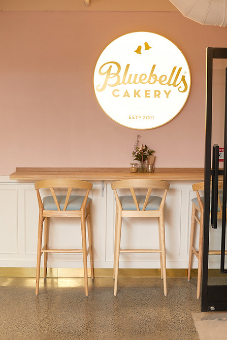 Bluebells cakery- Commercial bay