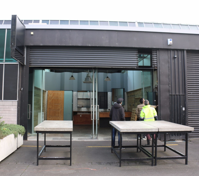 &Sushi coming to City Works Depot