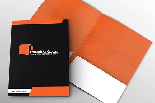 Folders de Presentacion