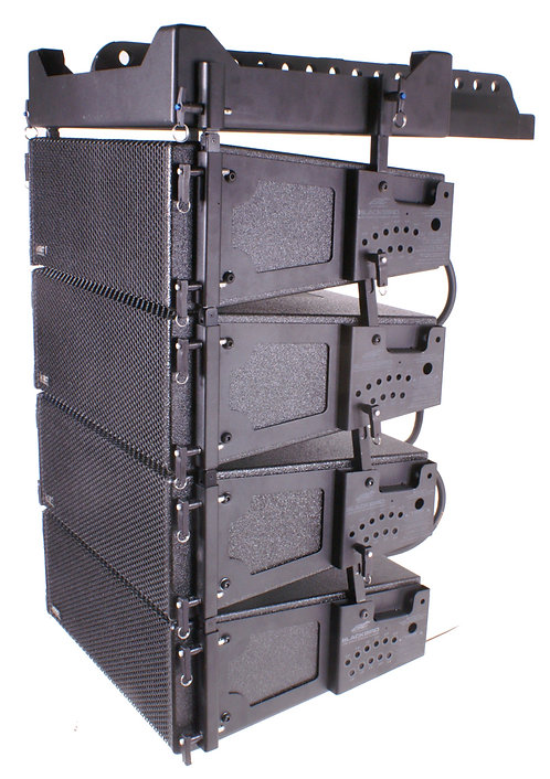 TLA 308 + CLA6000 Line Array System