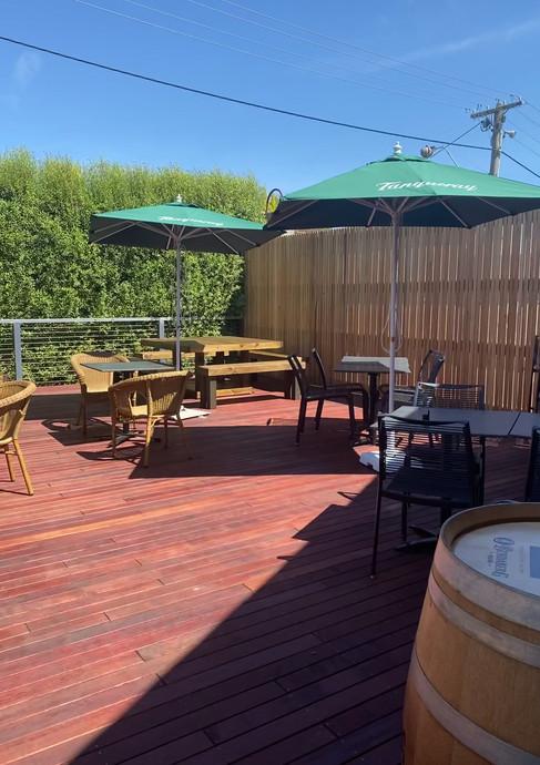 Private Beer Garden