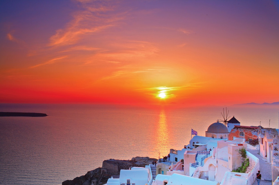 STRAIGHT TO THE POINT: MAGICAL MYKONOS