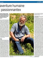 """L'aventure Humaine est passionnante"""