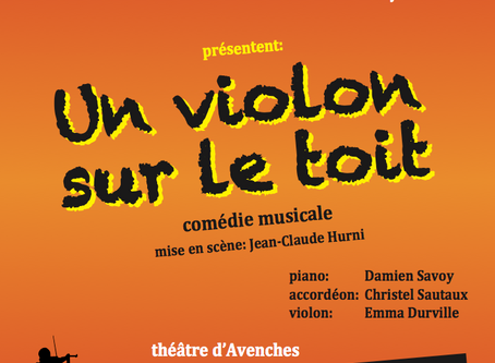 Un violon sur le toit ( Fiddler on the roof )