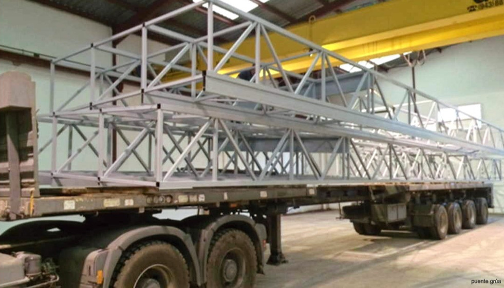 puente grua ribaforja