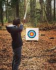 archery, strathyre woodland, strathyre adventure centre