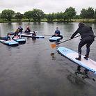 SUP, standup paddle boarding, strathyre adventure centre