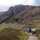 hillwalking and mountaineering, lomond and trossachs