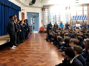Leading whole-school worship