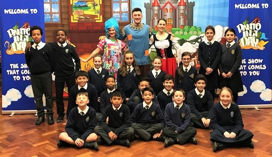 Panto in a Day 19.12.17