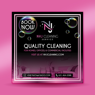 NVJ Cleaning Service
