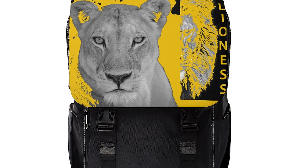 Lioness Casual Shoulder Backpack
