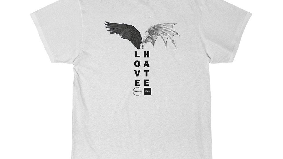 Love/Hate Short Sleeve Tee