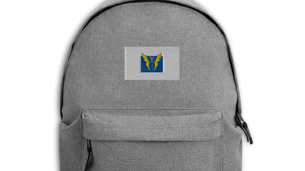 Y ARTS Embroidered Backpack (Free Shipping)