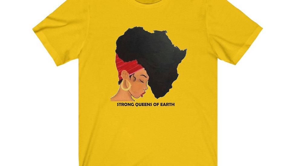Queens Of Earth..... Short Sleeve Tee