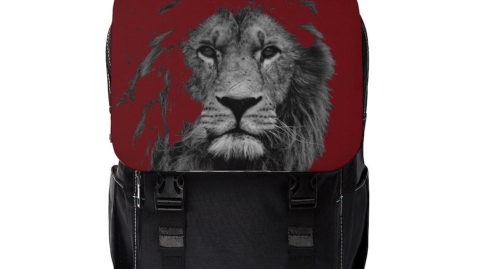 Lion Casual Shoulder Backpack