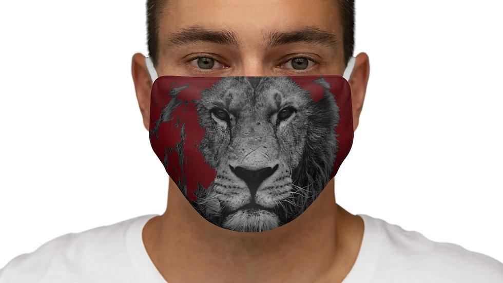 Lion Snug-Fit Polyester Face Mask