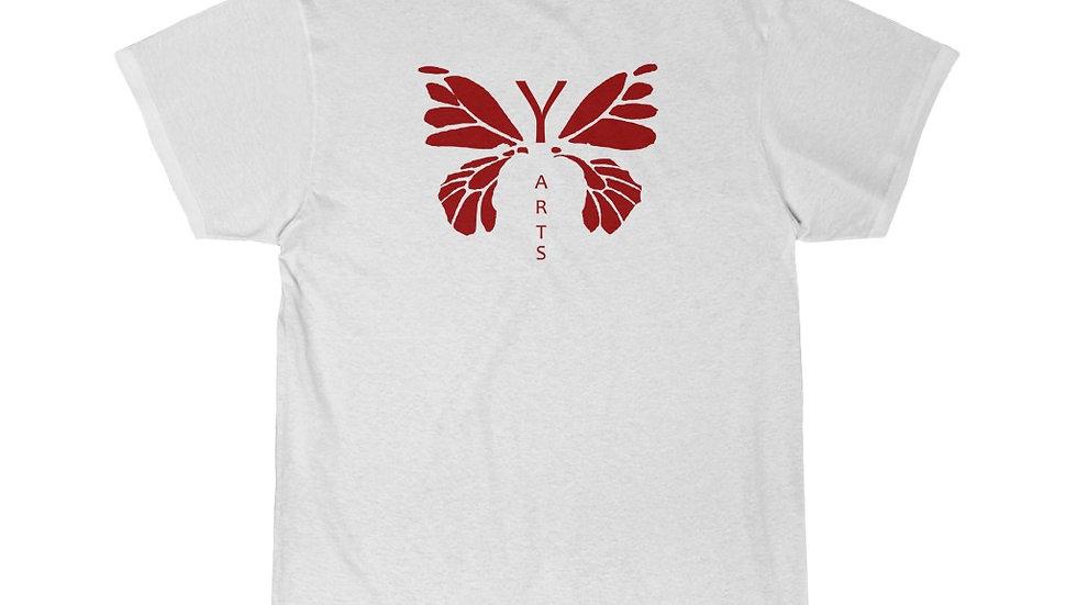 Red Y Arts Butterfly Men's Short Sleeve Tee