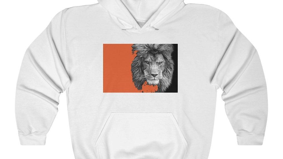 Orange Lion Heavy Blend™ Hooded Sweatshirt