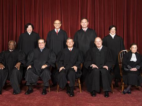 Размышления на смерть судьи Верховного Суда США.