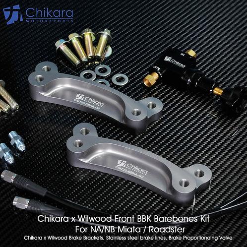 Wilwood x Chikara BBK Barebones kit