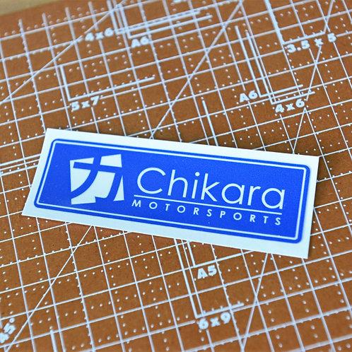 Chikara Classic Sticker