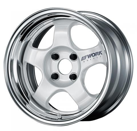 "Work Meister S1 2P 15"" Wheel 15x8"