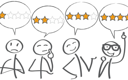 Your Reviews and why they matter so much!