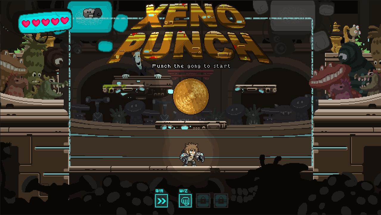 Xenopunch