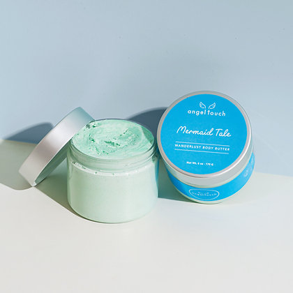 Mermaid Tale Wanderlust Body Butter