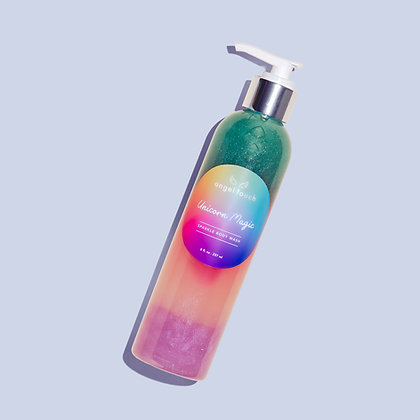 Unicorn Magic Sparkle Body Wash