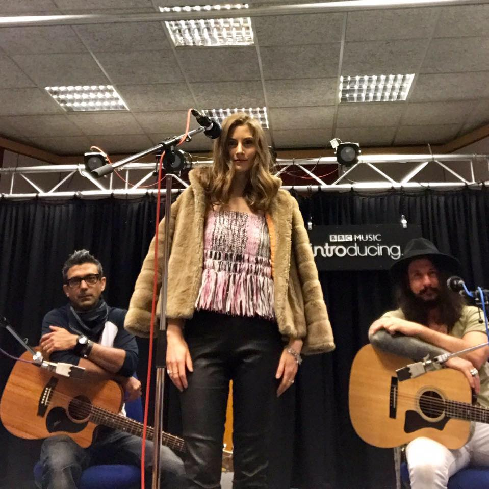 BBC RADIO LONDON - UK TOUR 2019 RUBY AND PETE BAND DUO