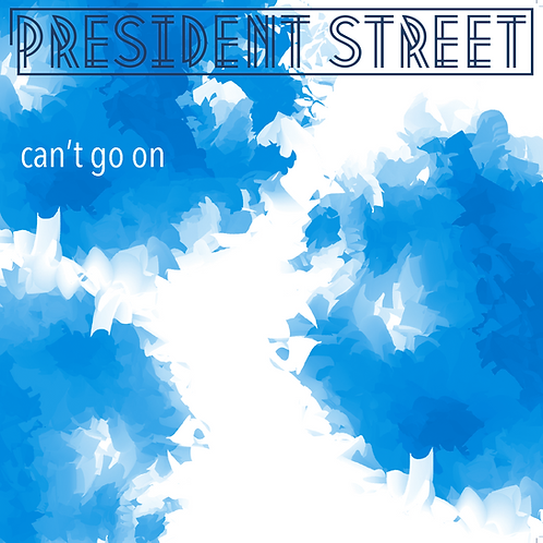 CAN'T GO ON - CD SINGLE
