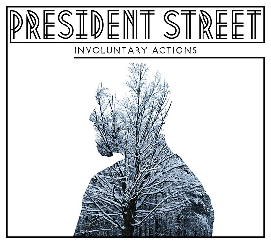 INVOLUNTARY  ACTIONS - EP CD