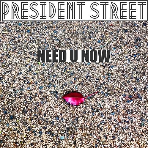NEED U NOW - CD SINGLE