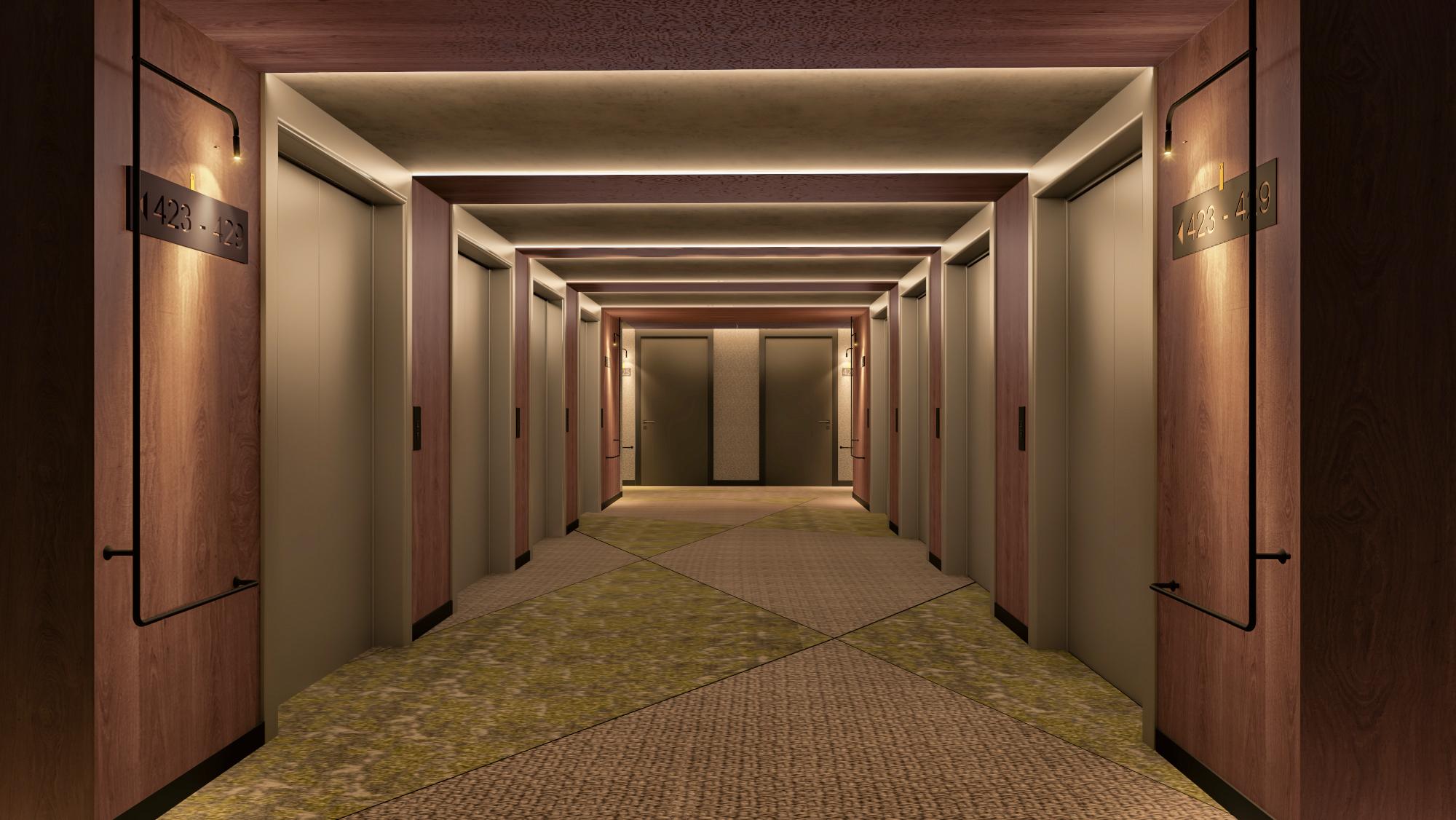 Lifts Lobby 01