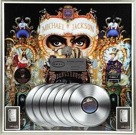 Michael Jackson - Dangerous Multi-Pure P